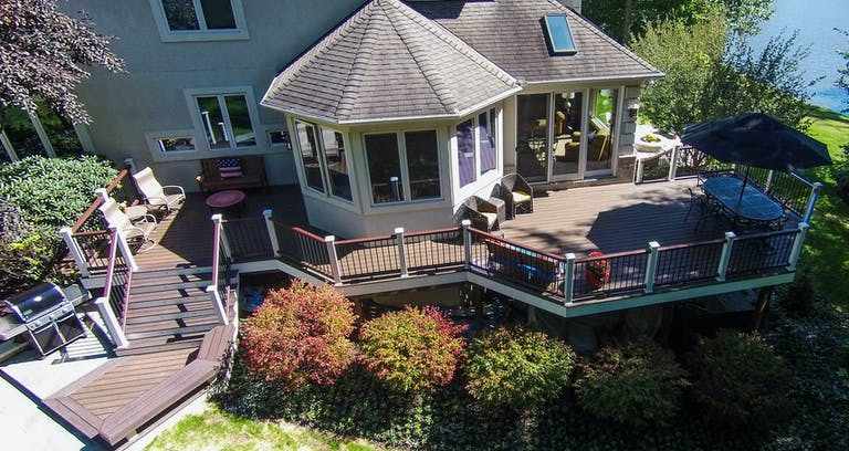 Expert Craftsman With Decades Of Deck Design Experience